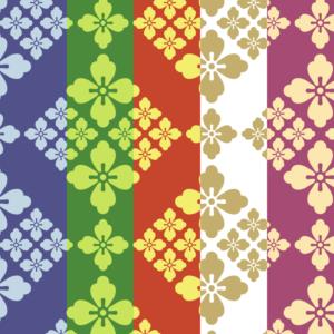 唐花パターン1