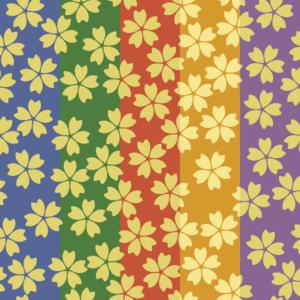桜パターン2